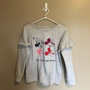 ◾️3/$25 Old Navy Mickey Mouse PullOver
